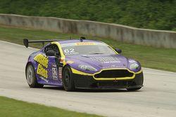 #62 Breathless Performance Aston Martin Vantage GT4: Mark Klenin