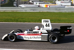 Dieter Quester, is reunited with his Surtees TS16
