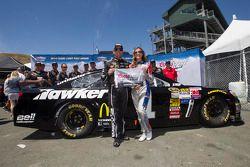 Pole sahibi Jamie McMurray, Ganassi Racing Chevrolet