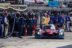 #33 OAK Racing - Team Asia Ligier JS P2 - HPD: David Cheng, Ho-Pin Tung, Adderly Fong