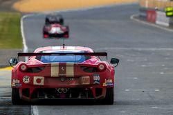 #70 Team Taisan 法拉利 458 Italia: 詹姆斯·罗斯特, 皮埃尔·埃雷, 马丁·里希