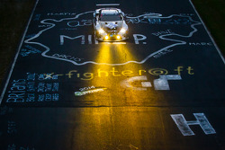 #53 Gazoo Racing Lexus LFA Code X: Akira Iida, Juichi Wakisaka, Takuto Iguchi, Hiroaki Ishiura