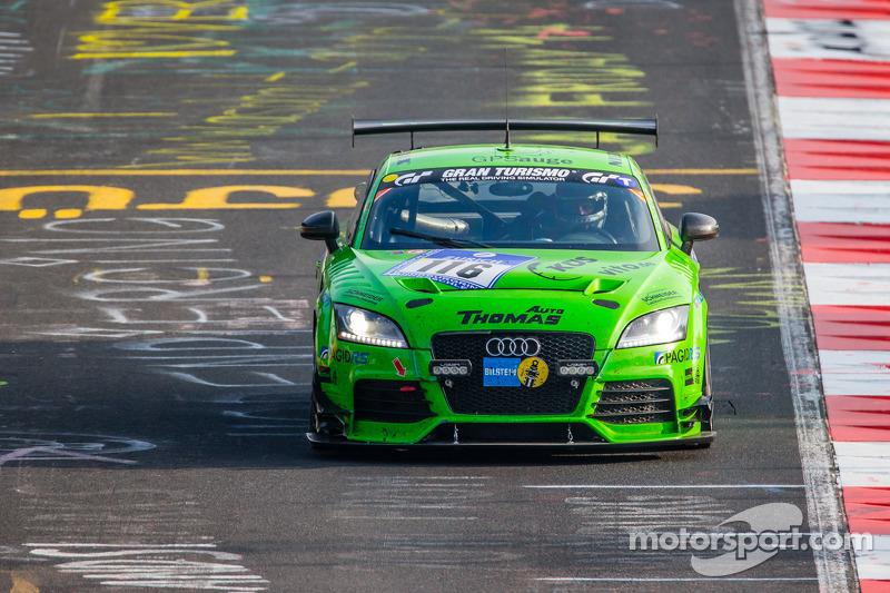 #116 MSC Sinzig e.V.i ADAC Audi TT: Rudi Speich, Roland Waschkau, Klaus Hormes