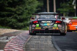 #111 Raeder Motorsport Audi TT RS 2.0: Elmar Deegener, Jürgen Wohlfarth, Christoph Breuer, Dieter Sc
