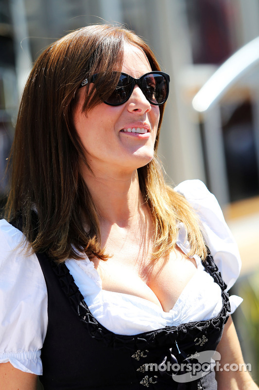 Natalie Pinkham, Sky Sports F1