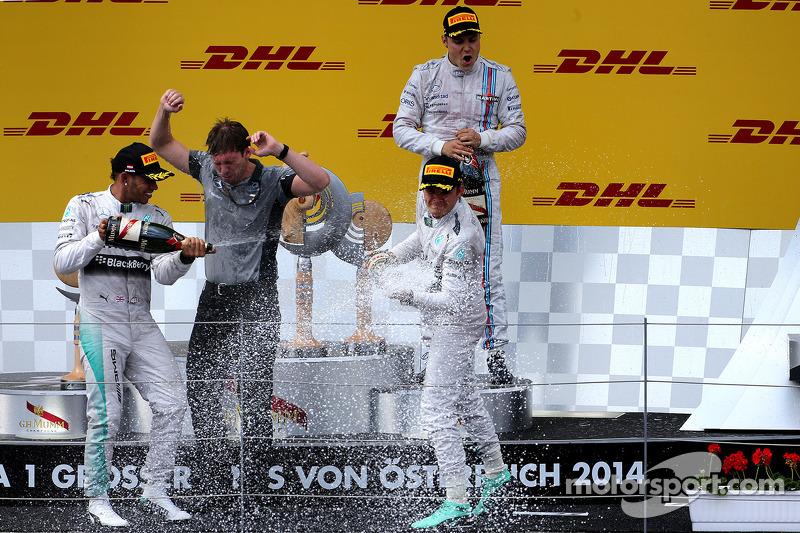 19 (2014) GP de Austria Primer lugar