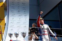 Джимми Эрикссон. Шпильберг, воскресенье, после гонки.