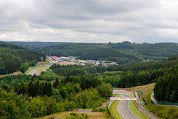 Circuit et paysage