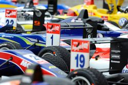 Parc ferme 21.06.2014. FIA F3 Europees kampioenschap