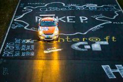 #83 Prosport Performance Porsche Cayman: Fabian Hamprecht, Jörg Viebahn