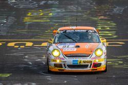 #91 Prosport Performance 保时捷 997 GT3 Cup