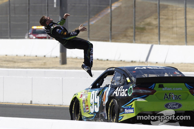 2014, Sonoma: Carl Edwards (Roush-Ford)