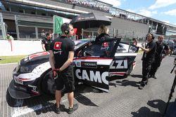 吉安尼·莫比德利,雪佛兰科鲁兹TC1,ALL-INKL.COM慕尼黑车队