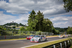 Départ : #81 MSC-Rhön e.V.i. ADAC BMW M3: Daniel Dupont, Alain Giavedoni, Patrick Ancelet