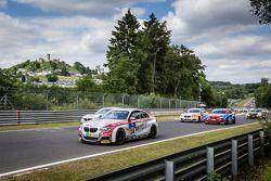 Départ : #314 Sorg Rennsport BMW M235i Racing: Friedhelm Mihm, Heiko Eichenberg, Thomas Jäger