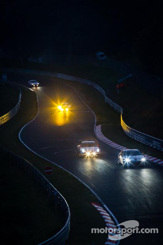 Corrida noturna no Klostertal