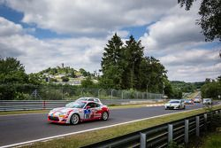 Départ : #192 Toyota Swiss Racing Team Toyota GT86: Christoph Wüest, René Lüthi, Christoph Lötscher, Mark Benz
