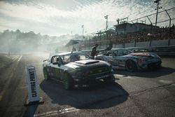 Vaughn Gittin Jr. and Dean Kearney