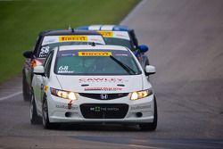 #68 Cawley Motorsports Honda Civic Si: Jon Miller