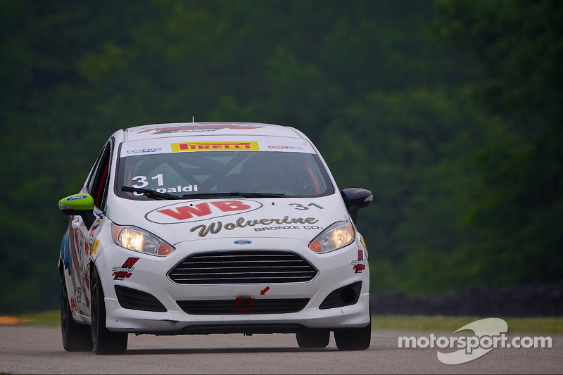 #31 Capaldi Racing Ford Fiesta: Chris Capaldi