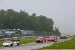 PWC周六比赛起步,和#0 Reiter Engineering兰博基尼 Gallardo FL2: Marcelo Hahn