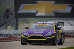 #62 Breathless Performance Aston Martin Vantage GT4: Mark Klenin