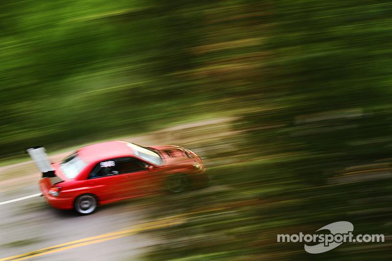 #968 Subaru Sti: Brianne Corn