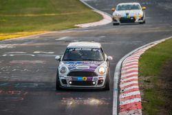 #133 BMW Mini JCW: Ralf Zensen, Lothar Wilms, Jürgen Bretschneider