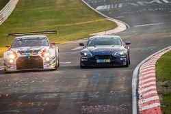 #80 日产 GT学院车队 RJN 日产 GT-R Nismo GT3: 尼克·海菲尔德, 阿历克斯·本库姆, 卢卡斯·奥多涅斯, 弗洛里安·斯特劳斯, #95 Stadavita Racing Team 阿斯顿马丁 Vantage V8 GT4: 斯科特·普里彻, 亨德里克·施蒂尔, 奥利弗·路易索德尔, 托马斯·亨利希