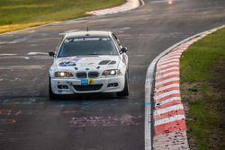 #84 BMW M3: Kornelius Hoffmann, Friedrich Obermeier, Max Pfeffer, Steffen Roth