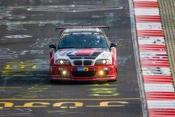#79 Hofor Racing BMW M3 CSL: Martin Kroll, Chantal Kroll, Bruno Widmer, Ronny Tobler