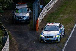 #305 Medilikke Motorsport BMW M235i Racing: Michael Hollerweger, Gerald Fischer, Michael Fischer sto