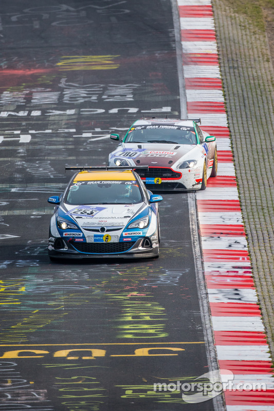 #255 Bliss Autosport Opel Astra OPC Cup: Lars Holtkamp, Olaf Schley, Oliver Bliss, Axel Duffner, #10