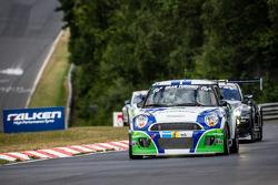 #134 Besaplast Racing Team Mini Cooper S: Franjo Kovac, Fredrik Lestrup