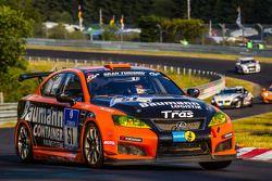 #51 Toyota Swiss Racing Team Lexus ISF CSS-R: Helmut Baumann, Horst Baumann, Lorenz Frey, Fredy Bart