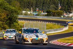 #199 Dörr Motorsport Toyota TMG GT86 Cup: Dierk Möller-Sonntag, Florian Wolf