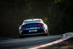 #95 Stadavita Racing Team Aston Martin Vantage V8 GT4: Scott Preacher, Hendrik Still, Oliver Louisoder, Thomas Heinrich