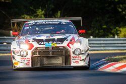 #80 Nissan GT Academy Team RJN Nissan GT-R Nismo GT3: Nick Heidfeld, Alex Buncombe, Lucas Ordonez, F