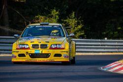 #103 MSC-Rhön e.V.i. ADAC BMW M3: Harald Rettich, Richard Purtscher, Fabrice Reicher, Dominique Nury