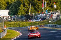 #1 Black Falcon Mercedes-Benz SLS AMG GT3: Lance David Arnold, Jeroen Bleekemolen, Andreas Simonsen,