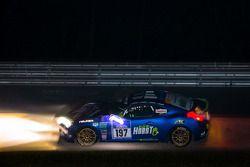 #197 Subaru BRZ: Lutz Richter, Armin Schwarz, Mark Wallenwein, Ingo Bender