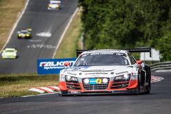 #10 Abt Racing Audi R8 LMS ultra: Christopher Mies, Christer Jöns, Niclas Kentenich, Dominik Schwager
