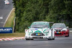 #109 Ford Focus: Stephan Wölflick, Jürgen Gagstatter, Urs Bressan