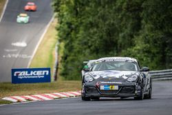 #171 Mathol Racing Porsche Cayman R: Sebastian Schäfer, Rüdiger Schicht, Christian Eichner, Michael