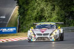 #25 Marc VDS Racing BMW Z4 GT3: Maxime Martin, Jörg Müller, Uwe Alzen, Marco Wittmann