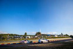 #209 Ford Focus RS: Ralph Caba, Oliver Sprungmann, Volker Lange, Henning Cramer ; #81 MSC-Rhön e.V.i. ADAC BMW M3: Daniel Dupont, Alain Giavedoni, Patrick Ancelet