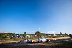 #209 Ford Focus RS: Ralph Caba, Oliver Sprungmann, Volker Lange, Henning Cramer, #81 MSC-Rhön e.V.i. ADAC BMW M3: Daniel Dupont, Alain Giavedoni, Patrick Ancelet
