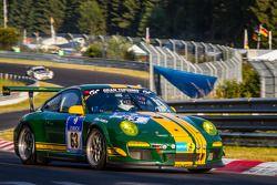 #63 Porsche 997 GT3 Cup: Martin Schlüter, Dirk Lessmeister, Ralf Oehme