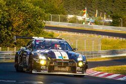 #24 Schulze Motorsport Nissan GT-R Nismo GT3: Kazunori Yamauchi, Tobias Schulze, Michael Schulze, Jordan Tresson