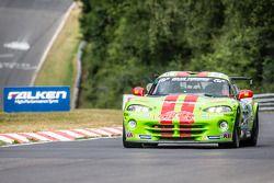 #210 Dodge Viper: Titus Dittmann, Bernd Albrecht, Reinhard Schall, Oliver Dutt